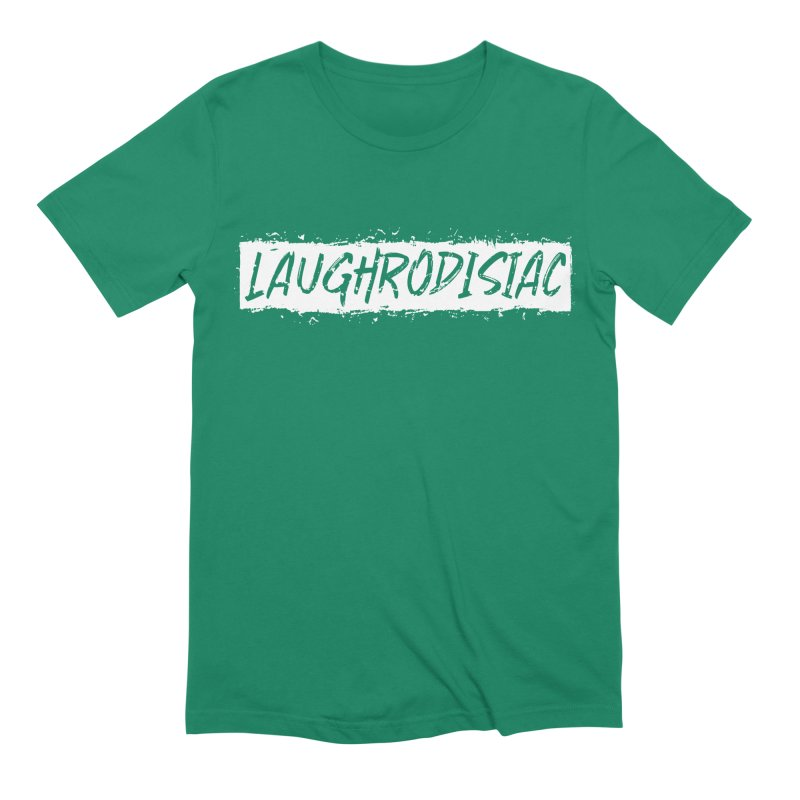 Laughrodisiac Men's Extra Soft T-Shirt by Inappropriate Wares