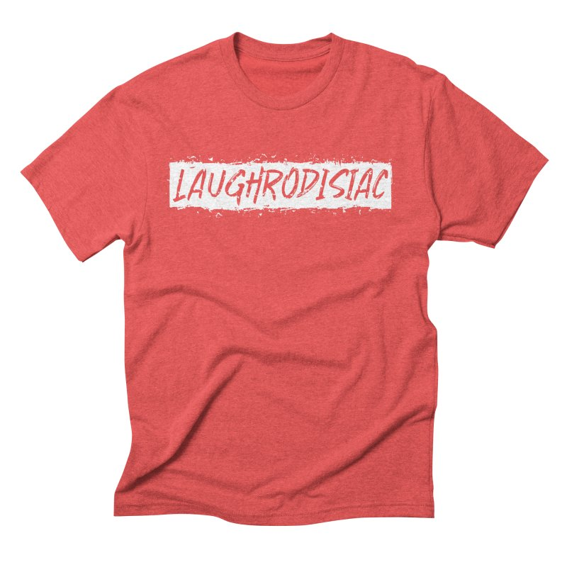 Laughrodisiac Men's Triblend T-Shirt by Inappropriate Wares