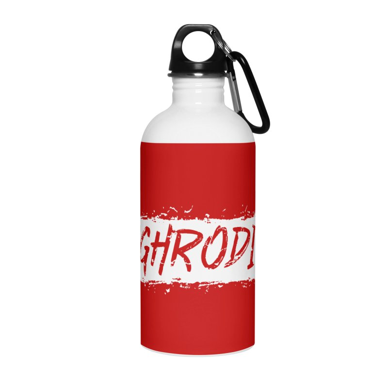 Laughrodisiac Accessories Water Bottle by Inappropriate Wares