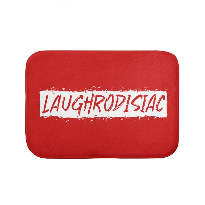 Laughrodisiac Home Bath Mat by Inappropriate Wares