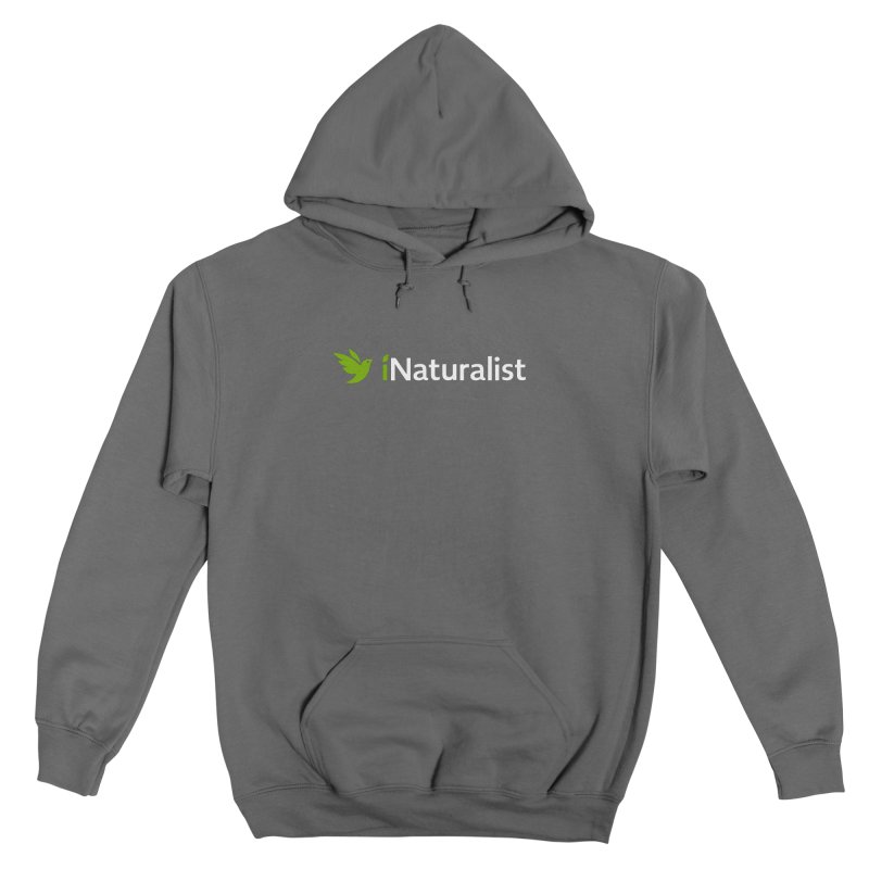iNaturalist Logo Apparel Men's Pullover Hoody by iNaturalist Store