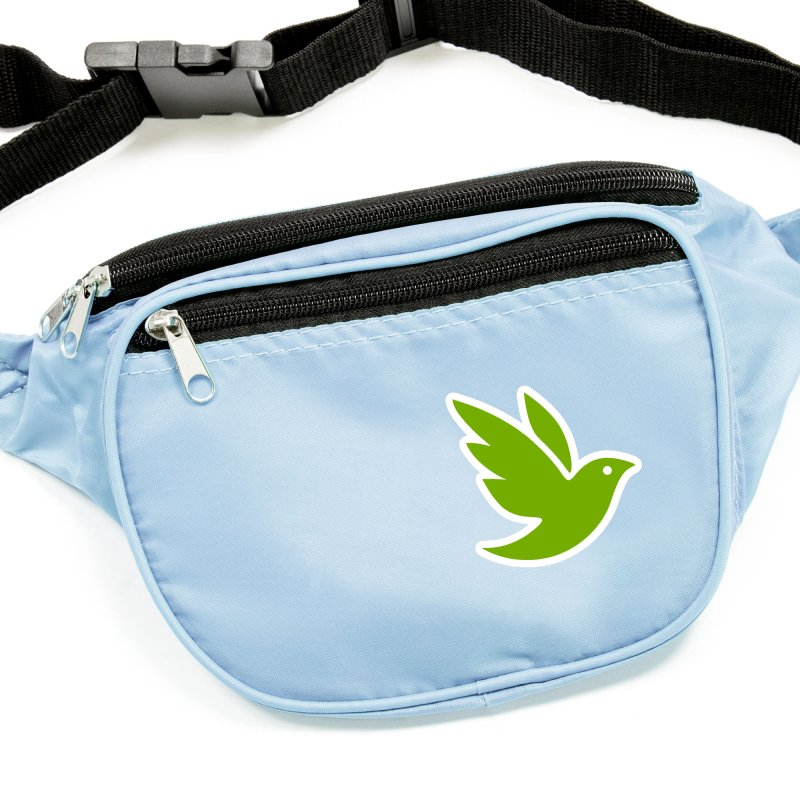 iNaturalist Bird in green Accessories Sticker by iNaturalist Store