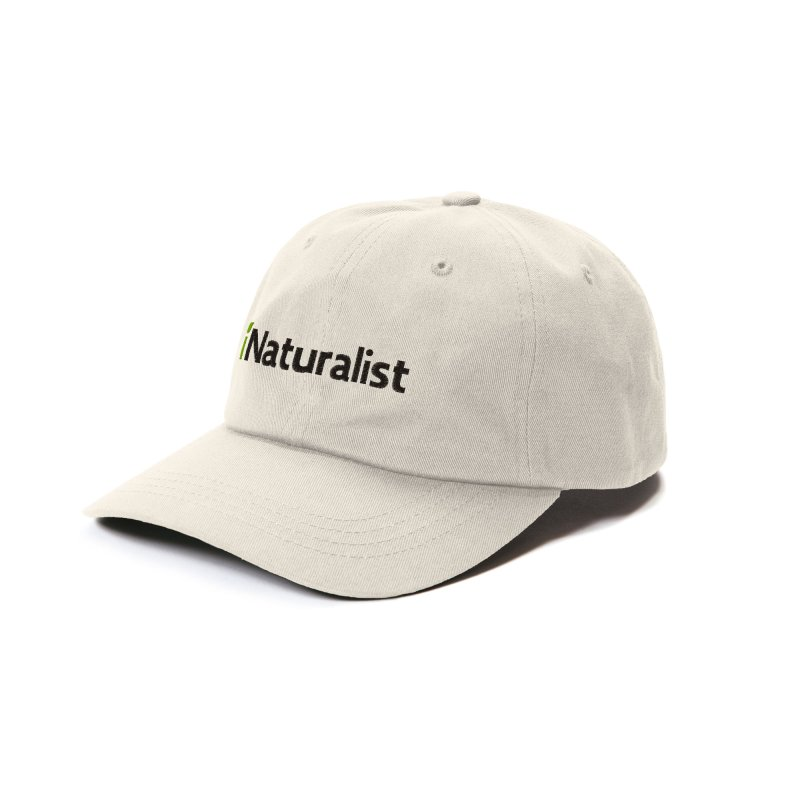 iNaturalist Logo in black Accessories Hat by iNaturalist Store