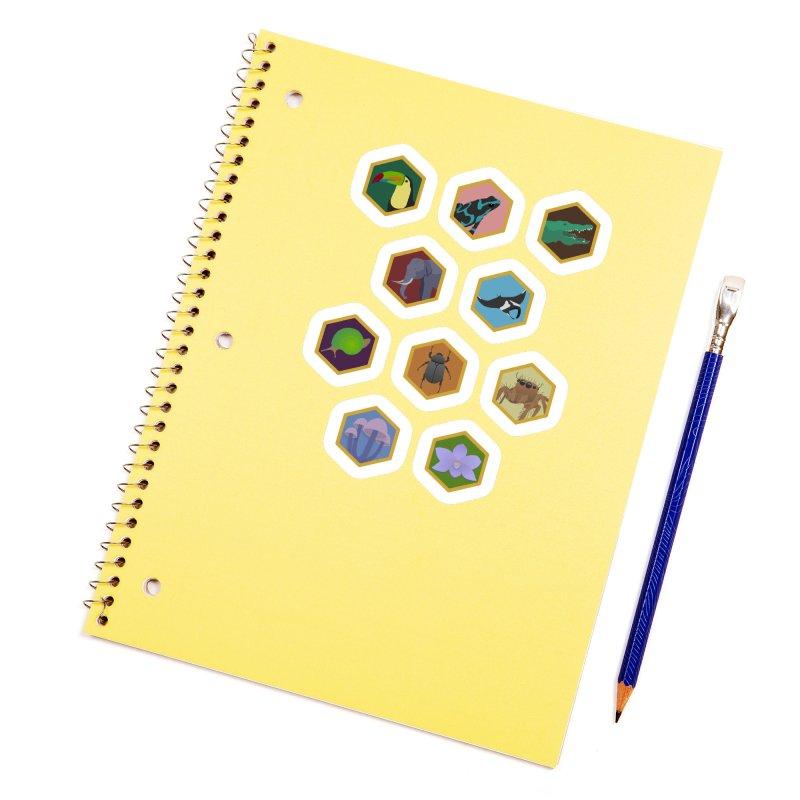 Seek Species Badge Stickers Accessories Sticker by iNaturalist Store