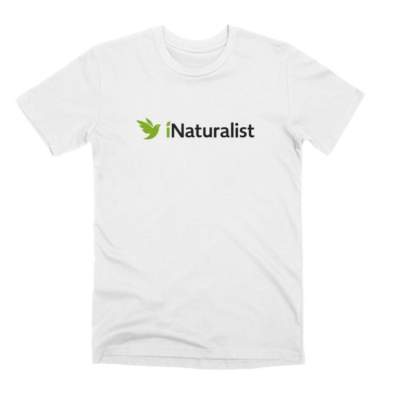 iNaturalist Logo Apparel Men's T-Shirt by iNaturalist Store