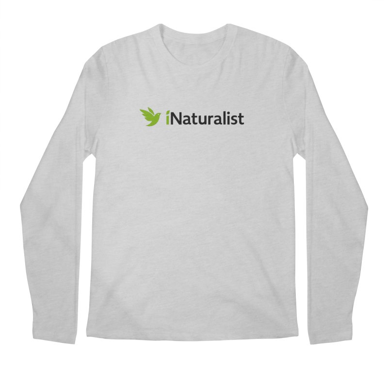 iNaturalist Logo Apparel Men's Longsleeve T-Shirt by iNaturalist Store