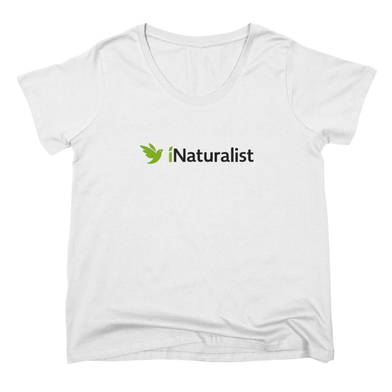 iNaturalist Logo Apparel Women's Scoop Neck by iNaturalist Store