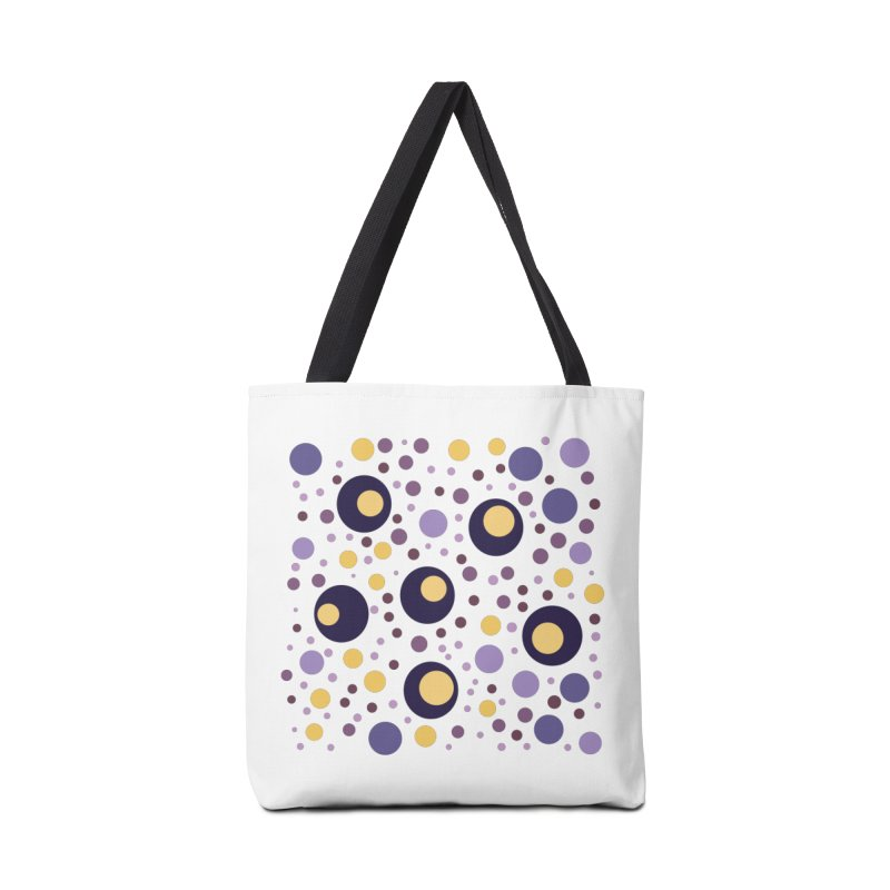 Circles Accessories Bag by inbalrubin's Shop