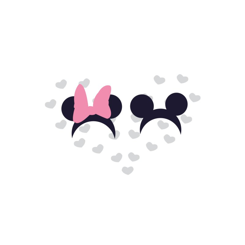 Mickey and Minnie by inbalrubin's Shop