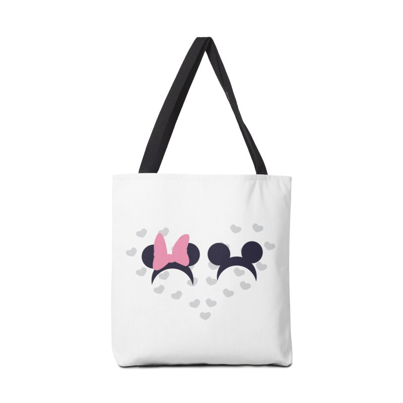 Mickey and Minnie Accessories Bag by inbalrubin's Shop