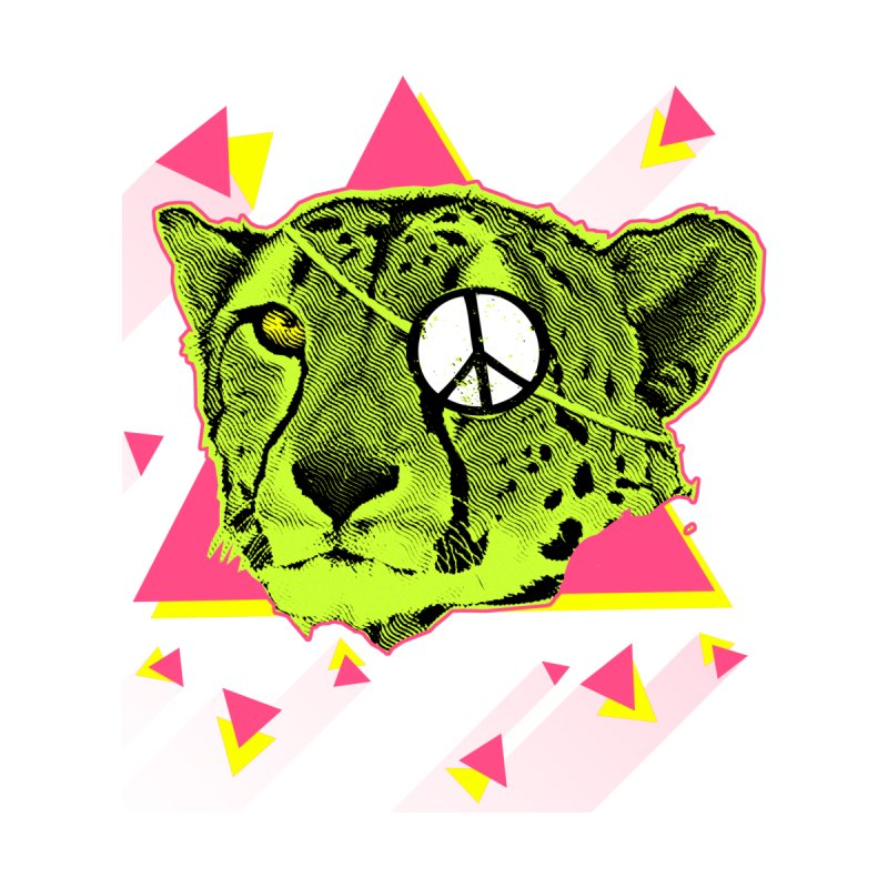 The Cheetah Neon None  by inboxstreetwear's Shop