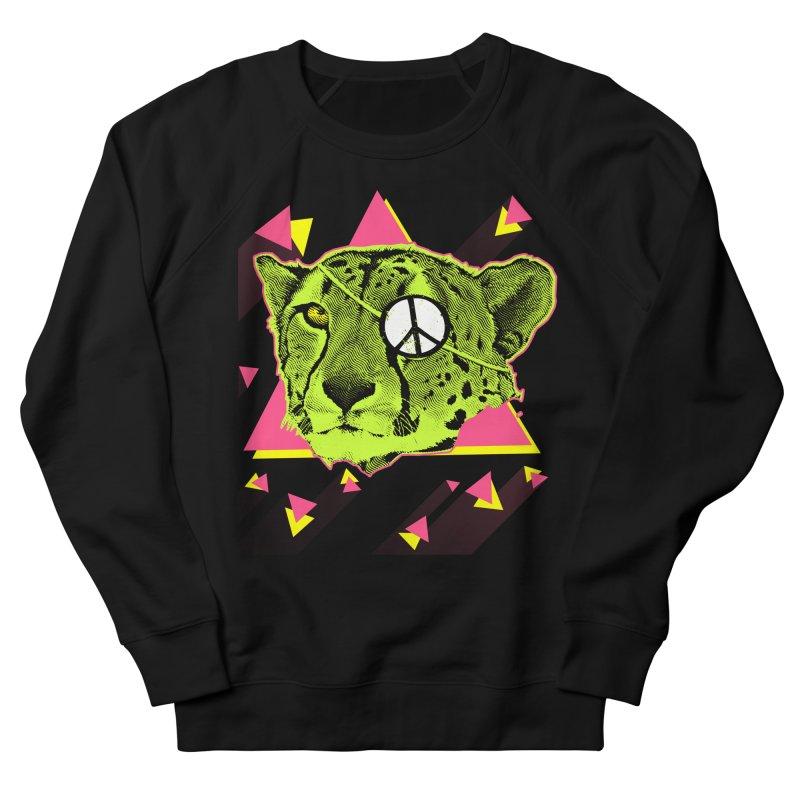 The Cheetah Neon Women's Sweatshirt by inboxstreetwear's Shop