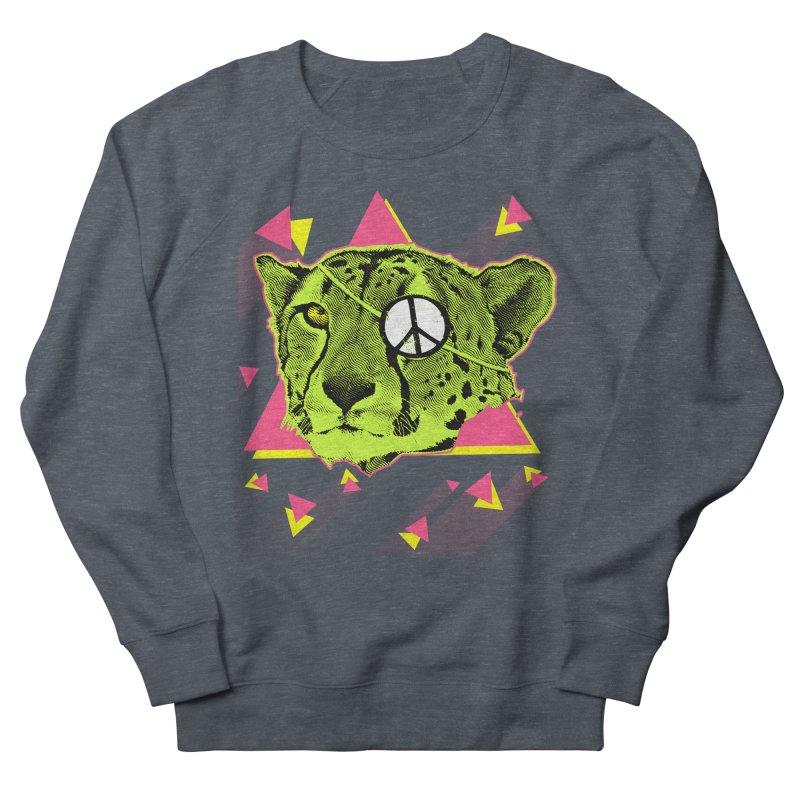 The Cheetah Neon Men's Sweatshirt by inboxstreetwear's Shop