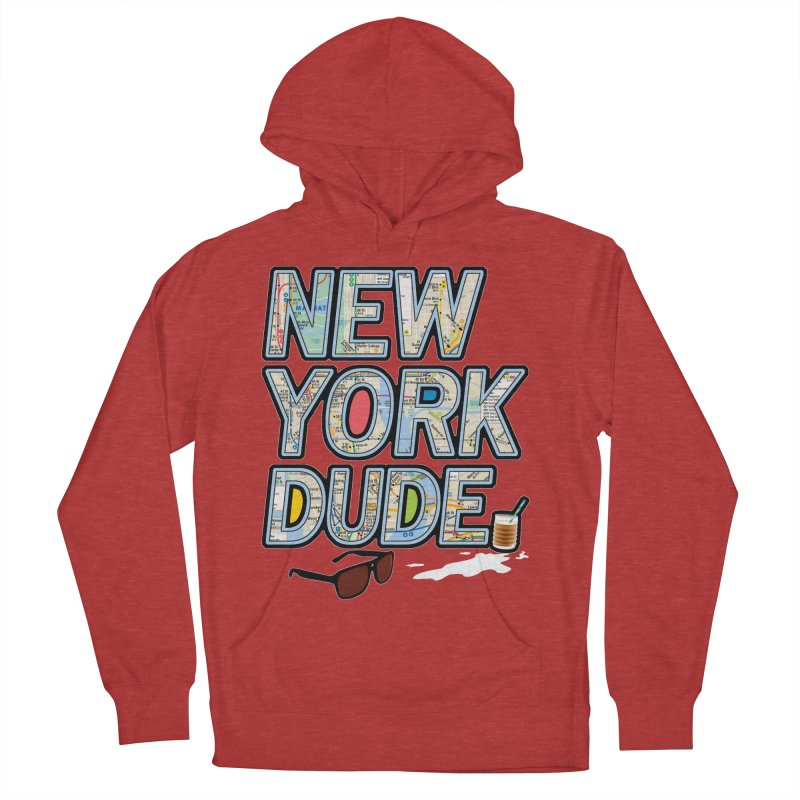 The Dude NY Women's Pullover Hoody by inboxstreetwear's Shop