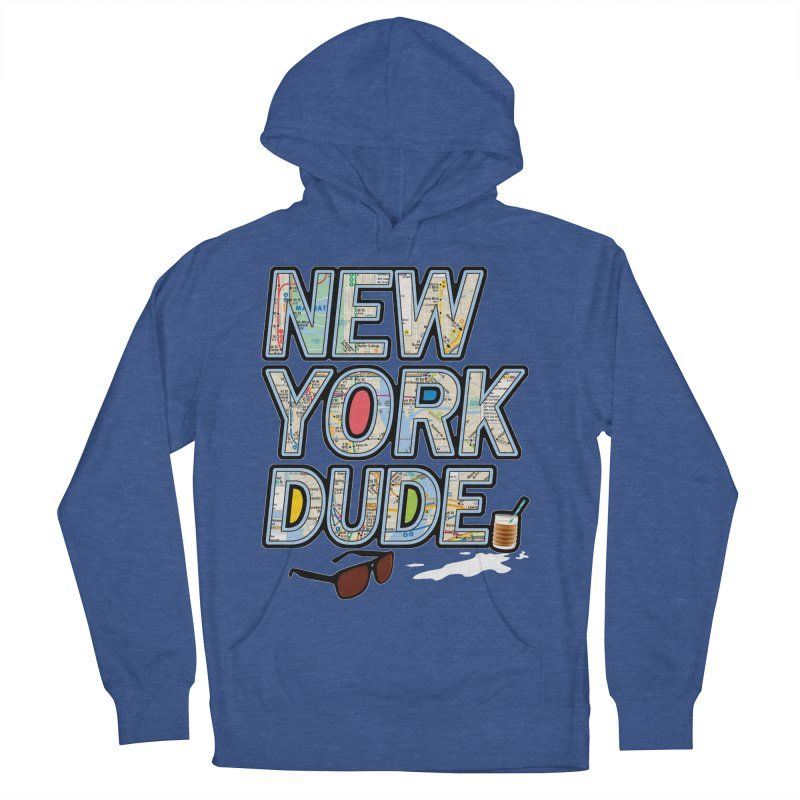 The Dude NY Men's Pullover Hoody by inboxstreetwear's Shop