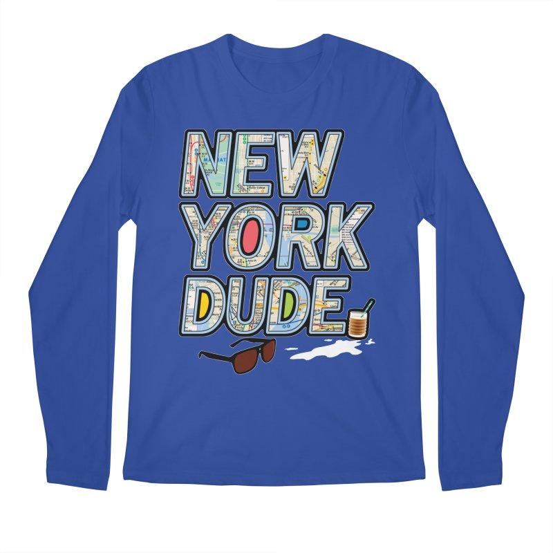 The Dude NY Men's Longsleeve T-Shirt by inboxstreetwear's Shop