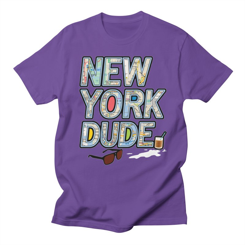 The Dude NY Men's T-Shirt by inboxstreetwear's Shop