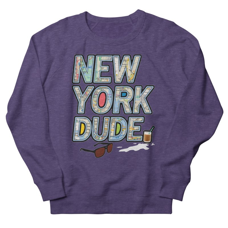 The Dude NY Women's Sweatshirt by inboxstreetwear's Shop