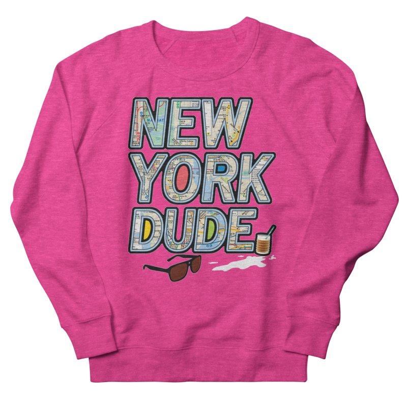 The Dude NY Men's Sweatshirt by inboxstreetwear's Shop