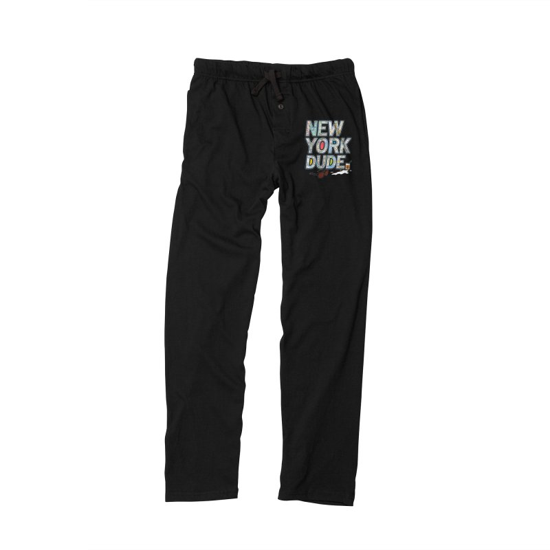 The Dude NY Men's Lounge Pants by inboxstreetwear's Shop