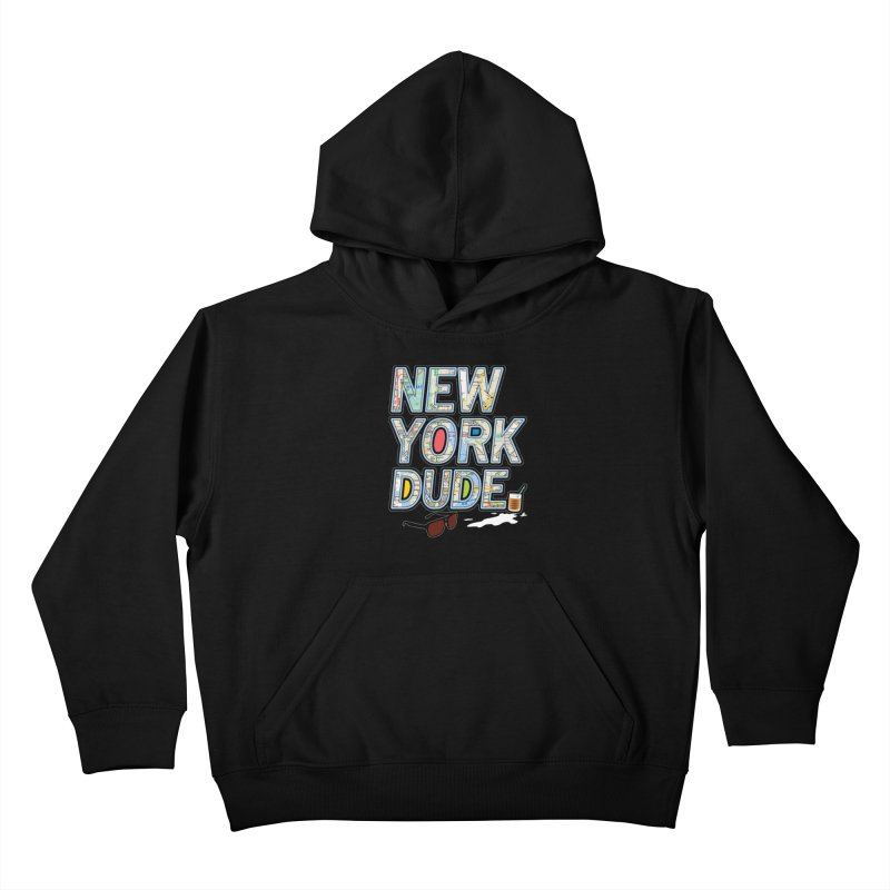 The Dude NY Kids Pullover Hoody by inboxstreetwear's Shop