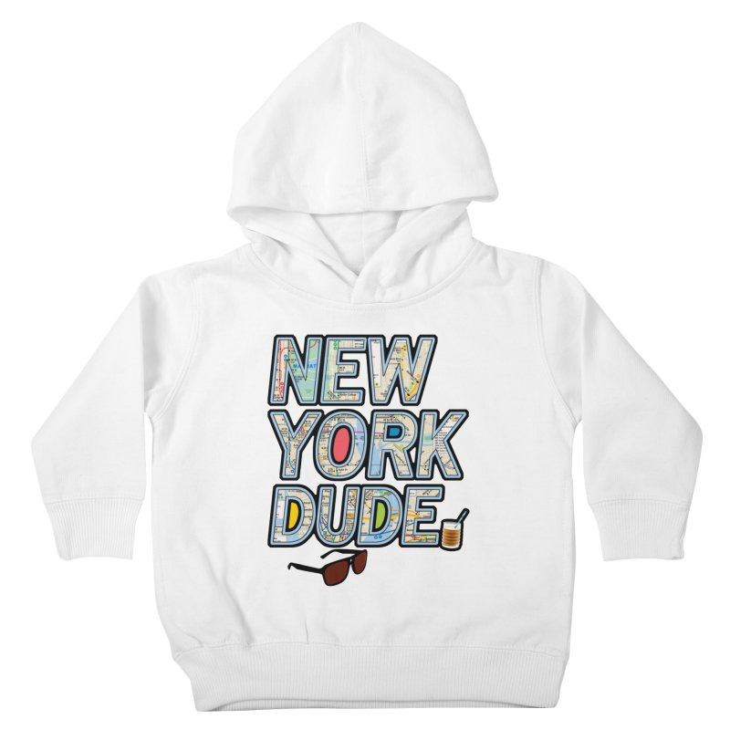 The Dude NY Kids Toddler Pullover Hoody by inboxstreetwear's Shop