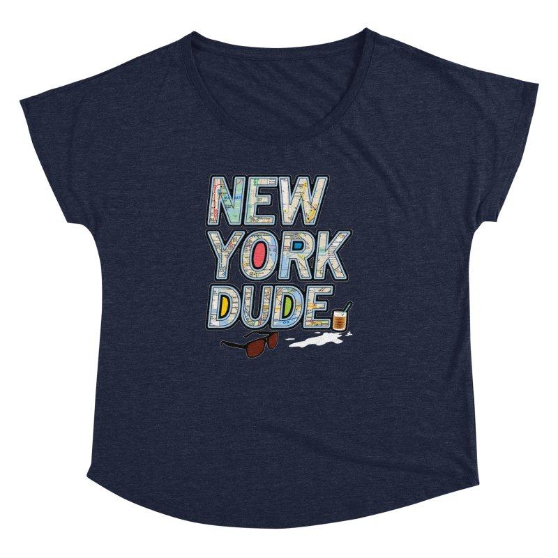 The Dude NY Women's Dolman by inboxstreetwear's Shop