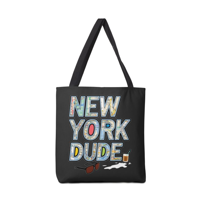 The Dude NY Accessories Bag by inboxstreetwear's Shop