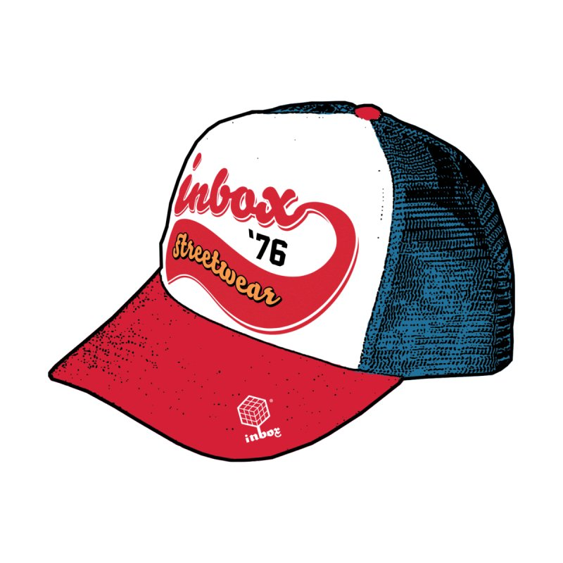 inbox mother trucker None  by inboxstreetwear's Shop