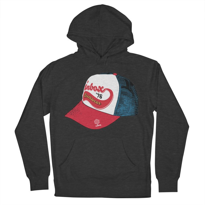 inbox mother trucker Women's Pullover Hoody by inboxstreetwear's Shop