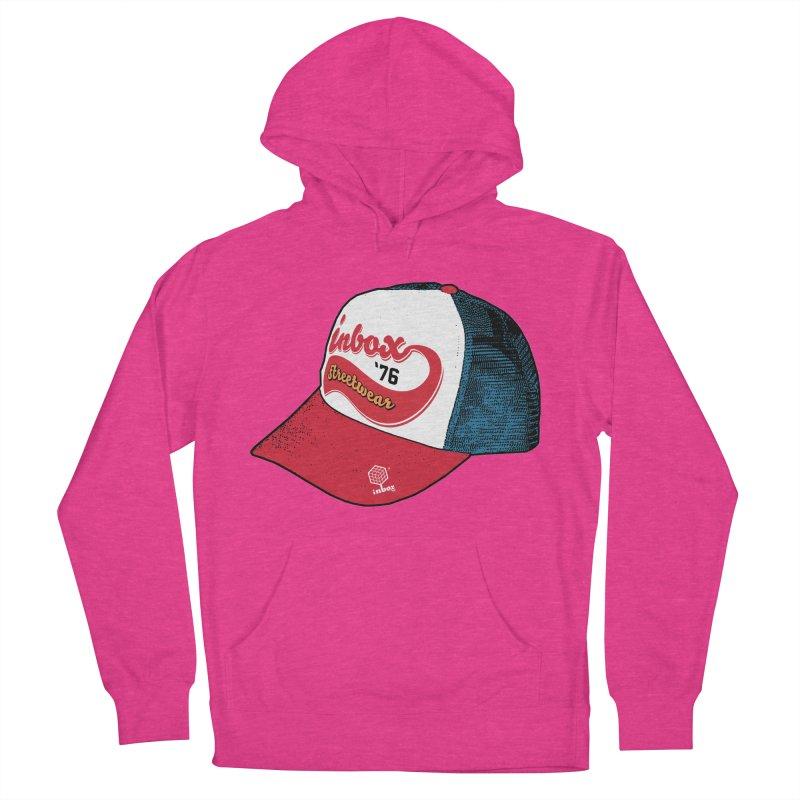 inbox mother trucker Women's Pullover Hoody by inboxstreetwear's Shop