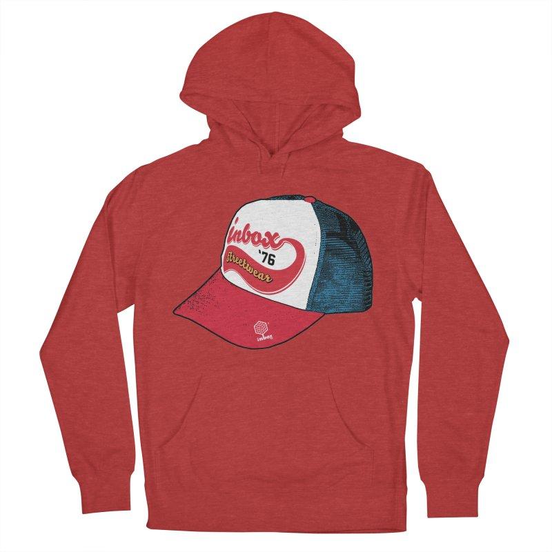 inbox mother trucker Men's Pullover Hoody by inboxstreetwear's Shop