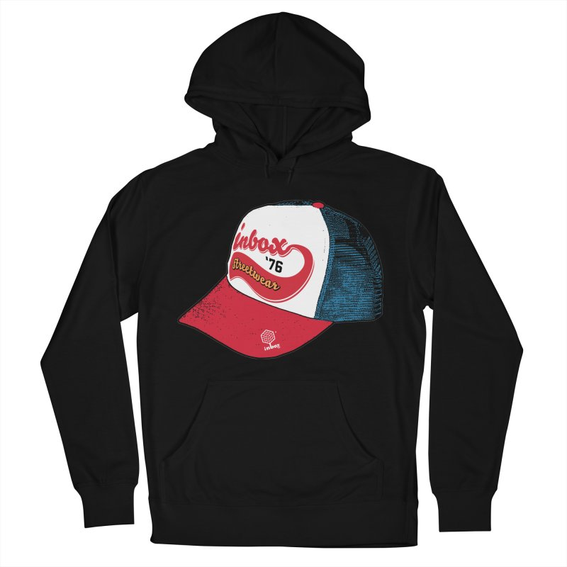 inbox mother trucker Men's Pullover Hoody by inboxstreetwear's Shop