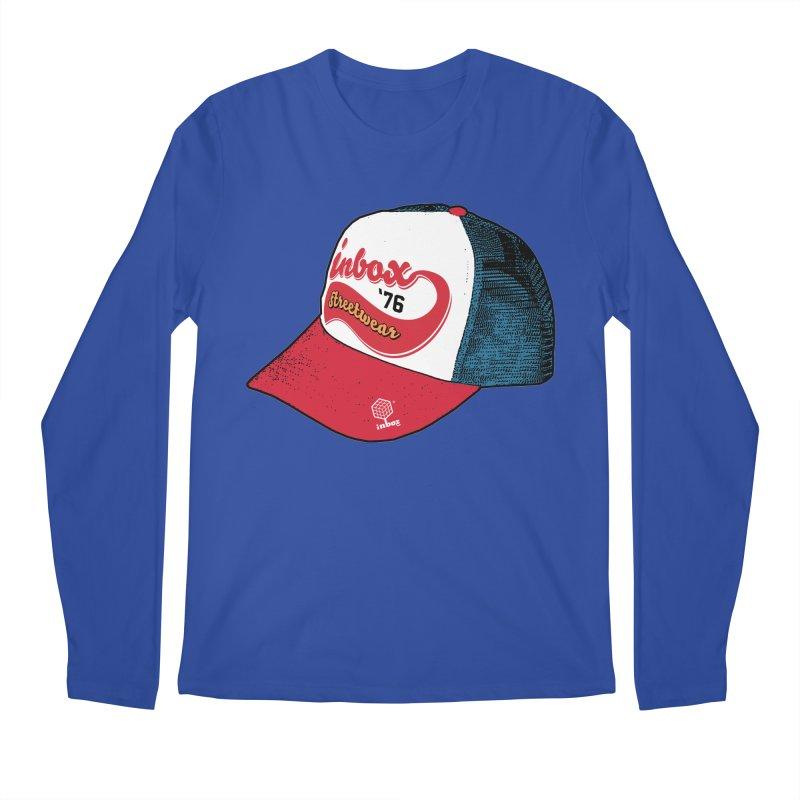 inbox mother trucker Men's Longsleeve T-Shirt by inboxstreetwear's Shop