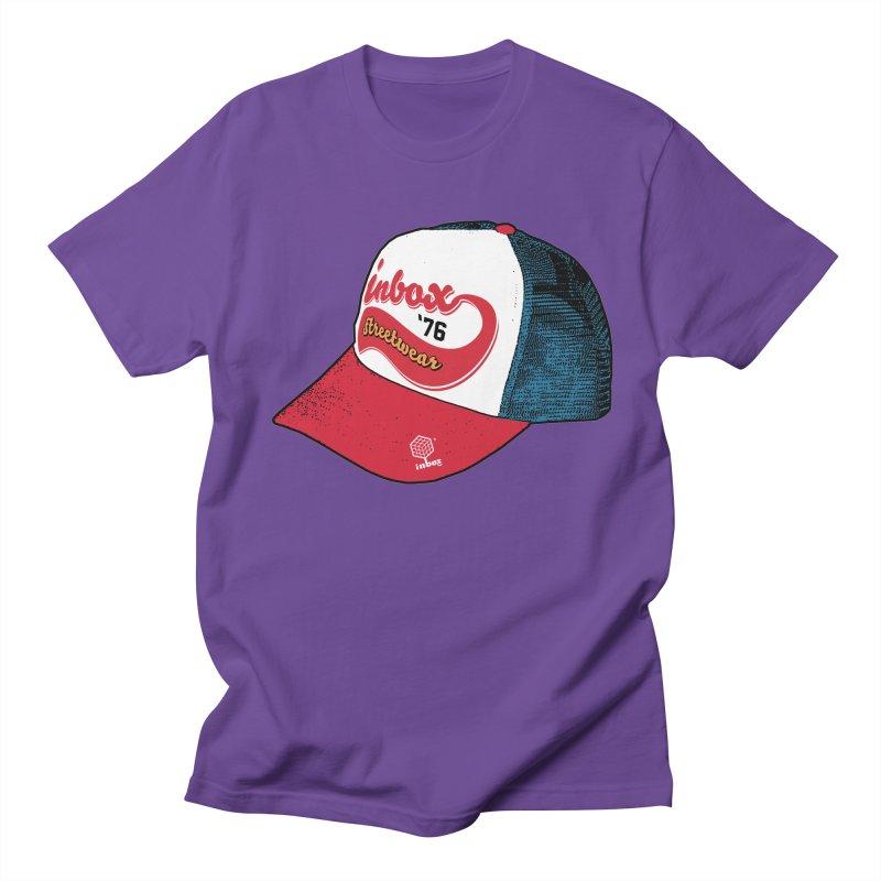 inbox mother trucker Men's T-shirt by inboxstreetwear's Shop