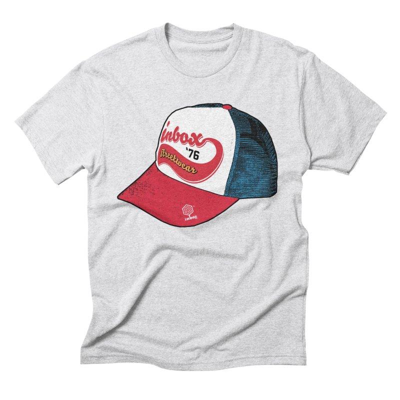 inbox mother trucker Men's Triblend T-Shirt by inboxstreetwear's Shop