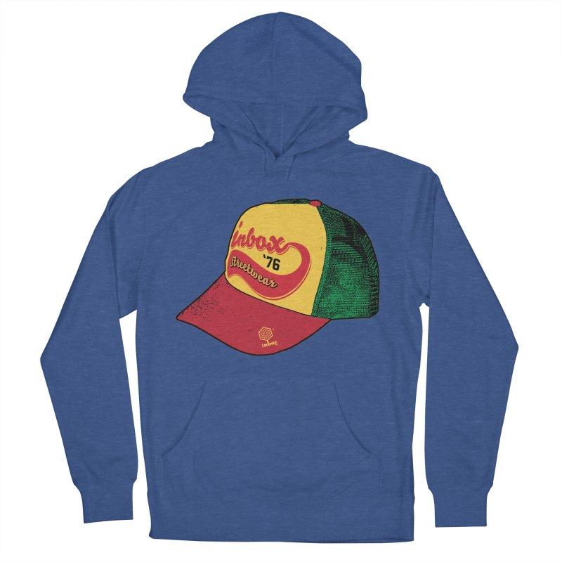 inbox rasta mother trucker Women's Pullover Hoody by inboxstreetwear's Shop