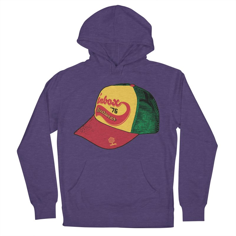 inbox rasta mother trucker Women's Pullover Hoody by inboxstreetwear's Shop
