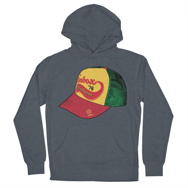 inbox rasta mother trucker Men's Pullover Hoody by inboxstreetwear's Shop