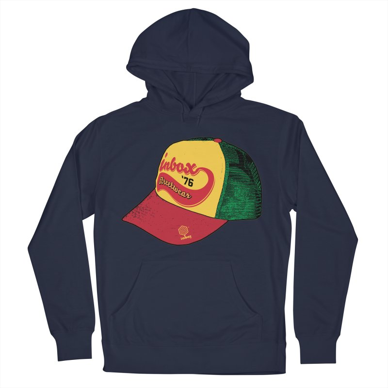 inbox rasta mother trucker Men's Pullover Hoody by inboxstreetwear's Shop