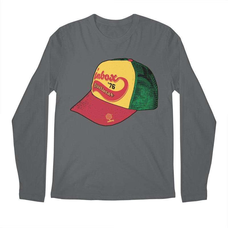 inbox rasta mother trucker Men's Longsleeve T-Shirt by inboxstreetwear's Shop