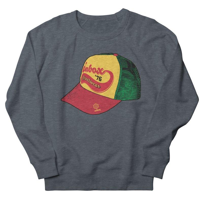 inbox rasta mother trucker Men's Sweatshirt by inboxstreetwear's Shop