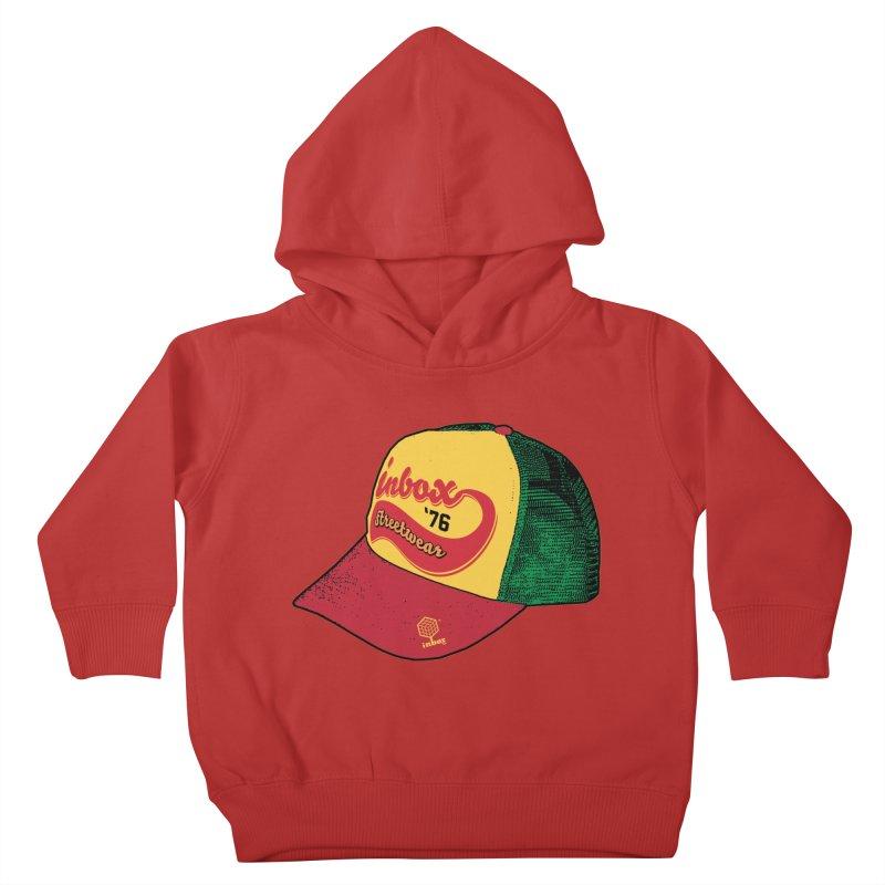 inbox rasta mother trucker Kids Toddler Pullover Hoody by inboxstreetwear's Shop