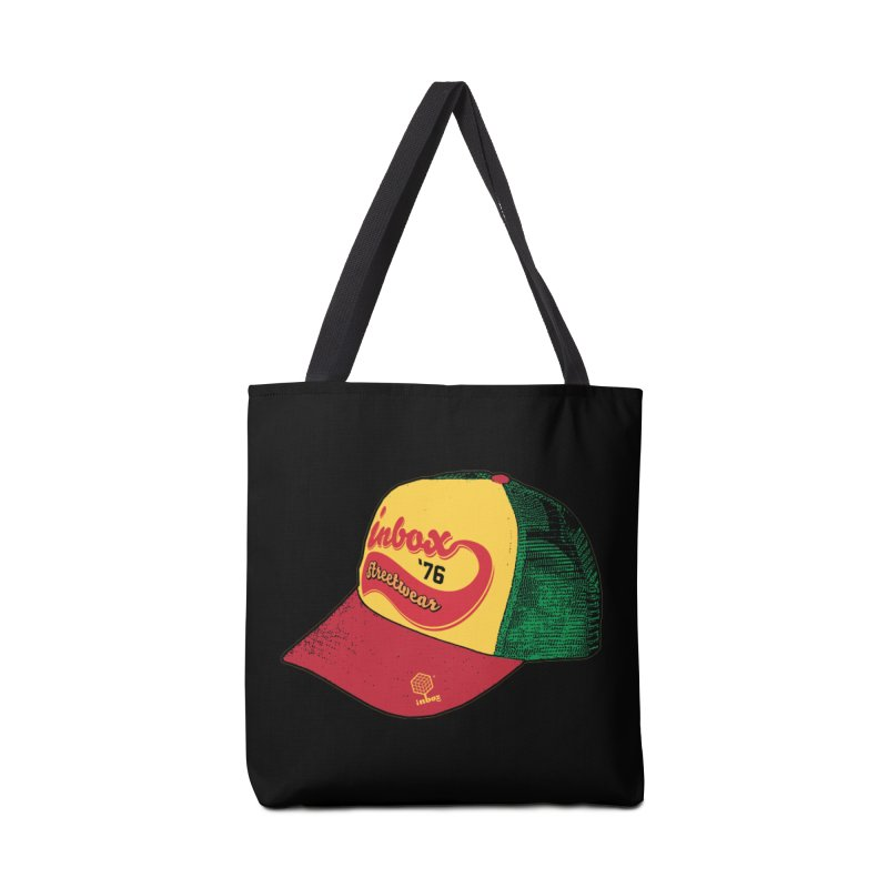 inbox rasta mother trucker Accessories Bag by inboxstreetwear's Shop