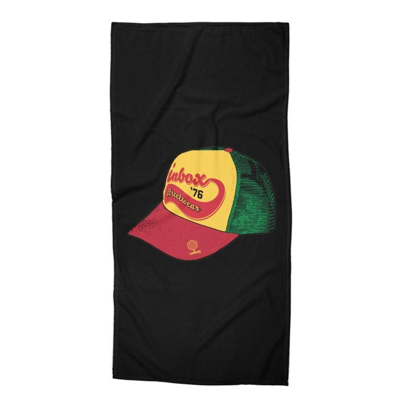 inbox rasta mother trucker Accessories Beach Towel by inboxstreetwear's Shop