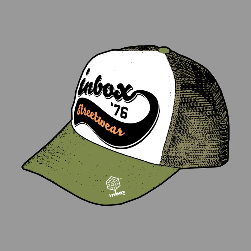 inbox army mother trucker None  by inboxstreetwear's Shop