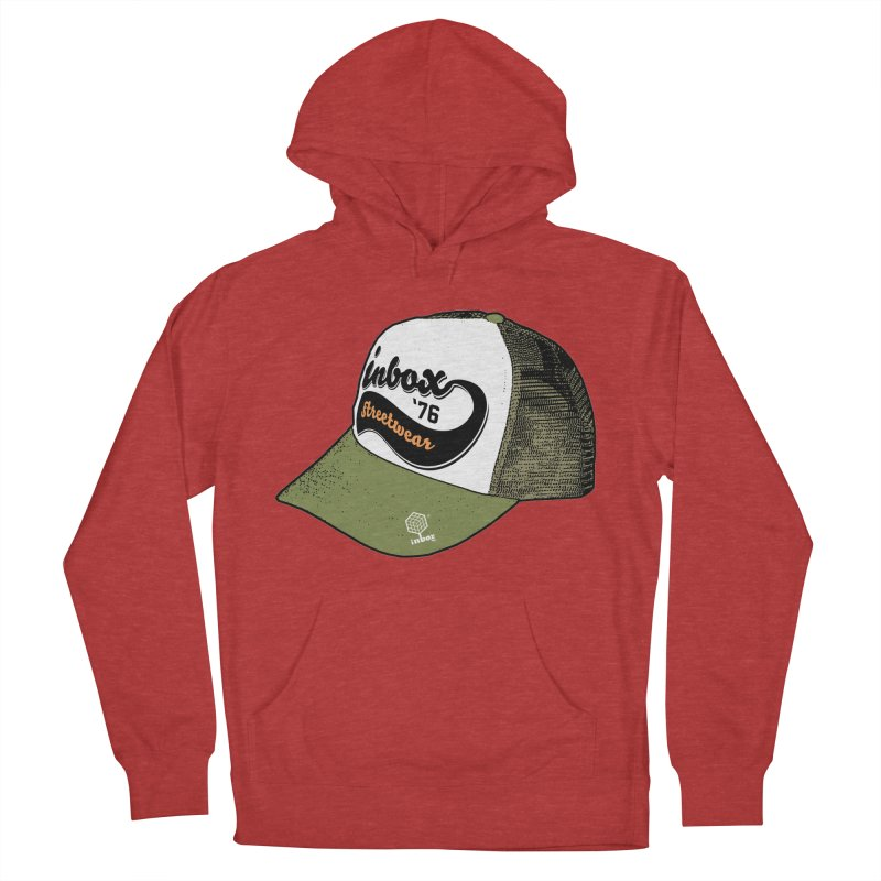 inbox army mother trucker Men's Pullover Hoody by inboxstreetwear's Shop