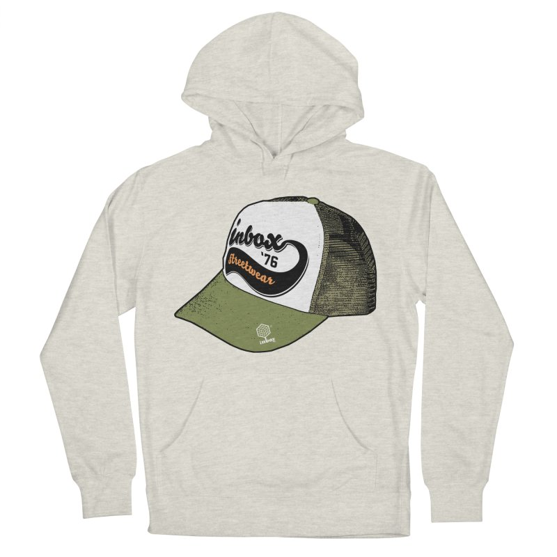inbox army mother trucker Men's Pullover Hoody by inboxstreetwear's Shop