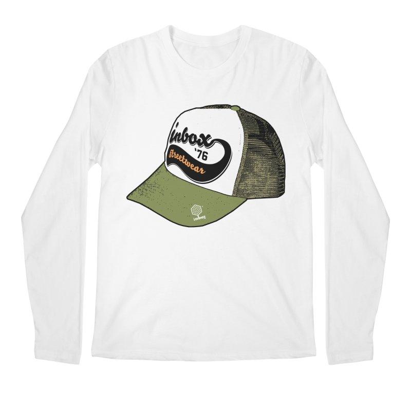 inbox army mother trucker Men's Longsleeve T-Shirt by inboxstreetwear's Shop