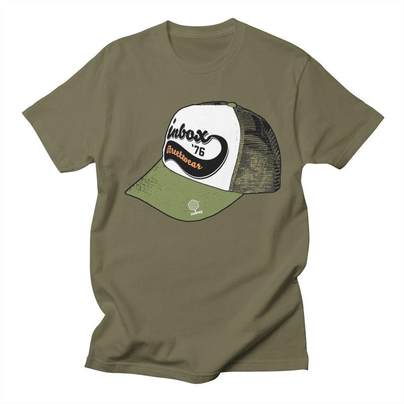 inbox army mother trucker Men's T-Shirt by inboxstreetwear's Shop